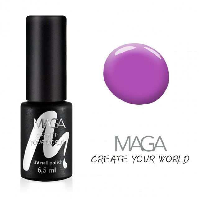 704 Lakier hybrydowy MAGA Violet Dream