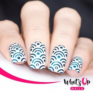 Szablon What's Up Nails -...