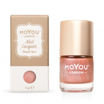 Lakier MoYou London - PEACH...